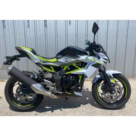 motorcycle rental Kawasaki Z 125