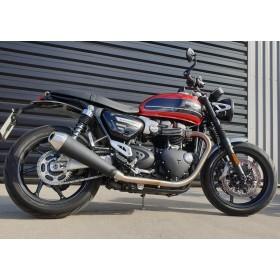 motorcycle rental Triumph Speed Twin 1200