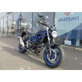 motorcycle rental Suzuki Noir 650 SV