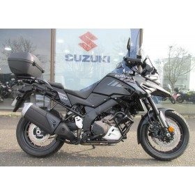 motorcycle rental Suzuki Noir V-Strom DL 1050
