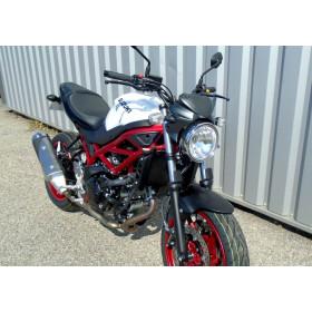 motorcycle rental Suzuki SV 650