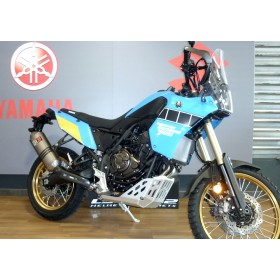 motorcycle rental Yamaha tenere 700
