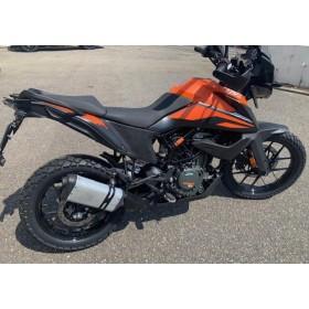 motorcycle rental KTM 390 Adventure