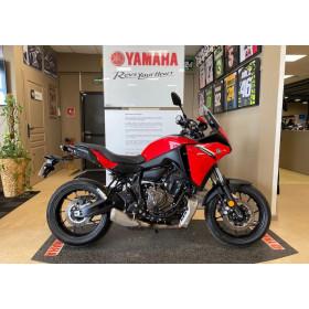 motorcycle rental Yamaha Tracer 700 A2