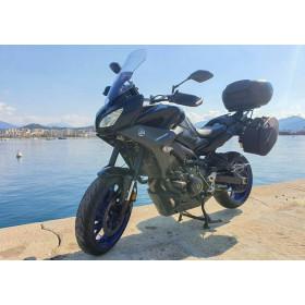 motorcycle rental Yamaha Tracer 900