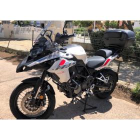 motorcycle rental Benelli TRK 502 X