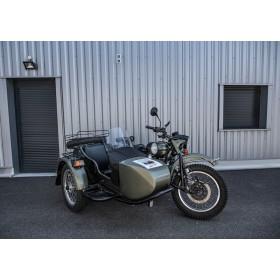 motorcycle rental Ural Sportman