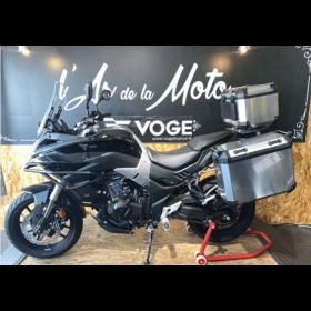 motorcycle rental Voge 500 DS