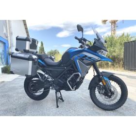 motorcycle rental Voge 650 DSX A2
