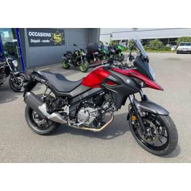 motorcycle rental Suzuki DL 650 Vstrom