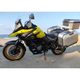 motorcycle rental Suzuki V-Strom DL 650 A2