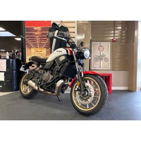 motorcycle rental Yamaha XSR 700 FULL