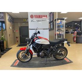 motorcycle rental Yamaha XSR700 A2