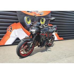 motorcycle rental Kawasaki Z 900 FULL
