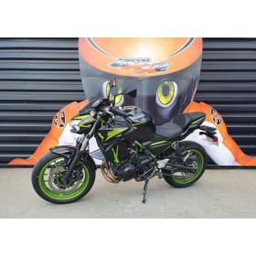 motorcycle rental Kawasaki Z 650 A2