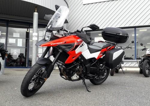 location moto vannes Yamaha MT07 Tracer 1