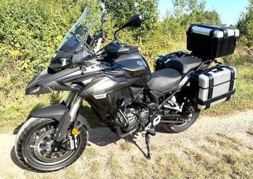 Location moto Saint-Lô Kawasaki Versys 660 0