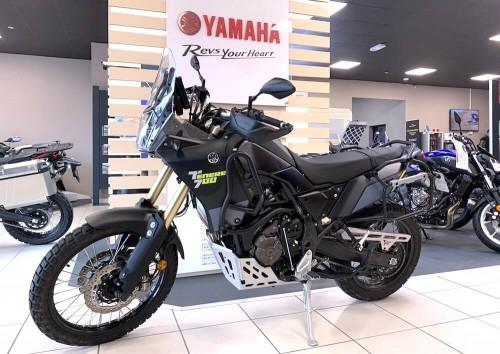 Location moto vannes Yamaha MT09 Tracer 4