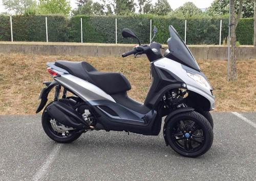 location scooter Mayenne (ville) Piaggio MP3 300 9665