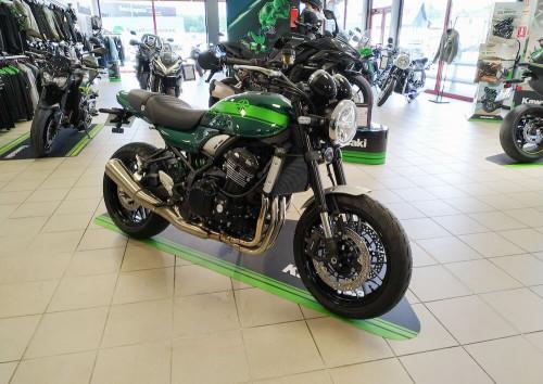 Annecy Kawasaki Z 900 RS motorcycle rental 14552
