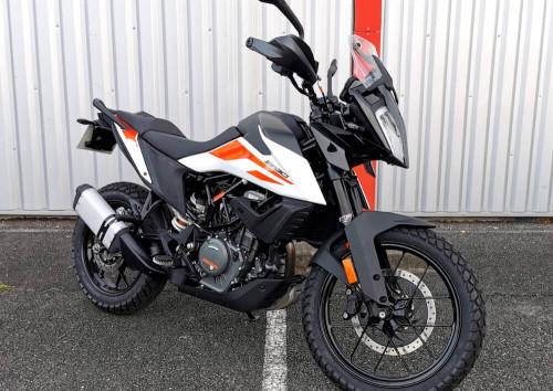 Pau Ktm 390 ADV motorcycle rental 14484