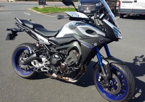 Location Moto Granville Yamaha MT09 Tracer 1