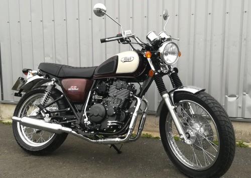 location moto saint-brieuc Yamaha MT07 3