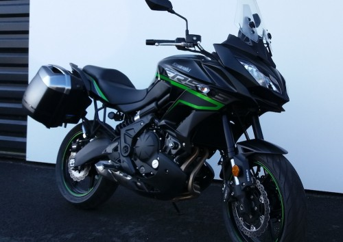 location moto Le Mans Yamaha MT07 1