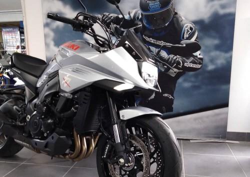 location moto Cherbourg Kawasaski 650 Versys 5