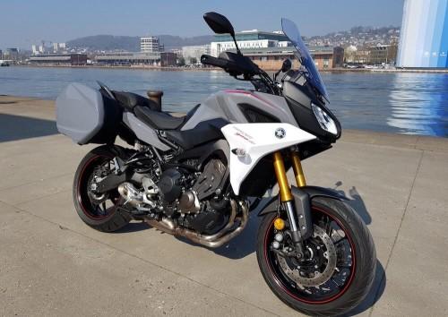 Location moto Rouen Yamaha MT09 TRACER 1
