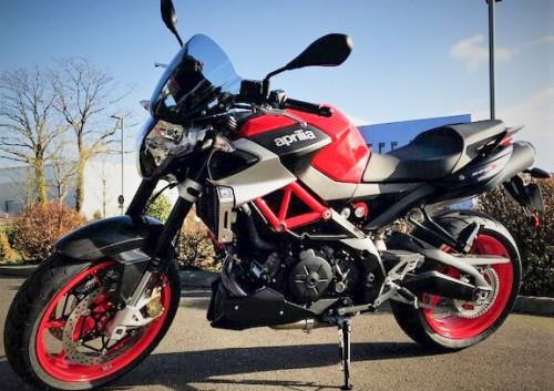 Location moto Aprilia La Baule Nantes 1
