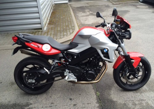Location moto Tours BMW F 800 R 2