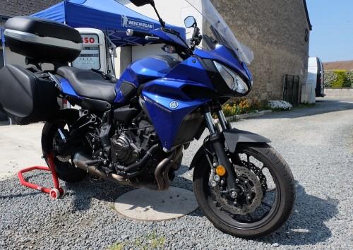 Location moto Tours Honda 700 ncx 1