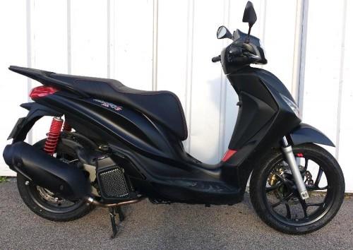 Location scooter Le Mans PIAGGIO 125 XEVO 1