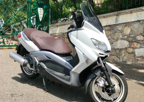 Location scooter nantes MBK 125 Skyliner S