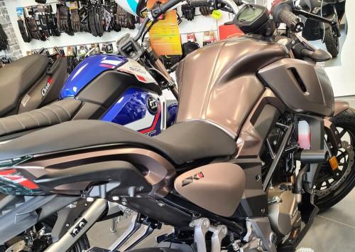 Nantes Orcal SK03 motorcycle rental 14549