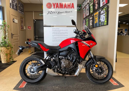 Evreux Yamaha Tracer 700 A2 motorcycle rental 14622