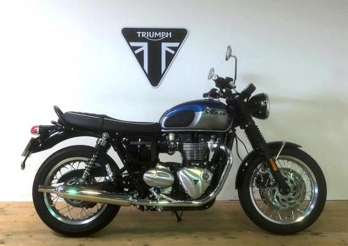 Strasbourg Triumph Bonneville T120 motorcycle rental 14478