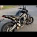 Laval Yamaha MT09 FULL motorcycle rental 16051