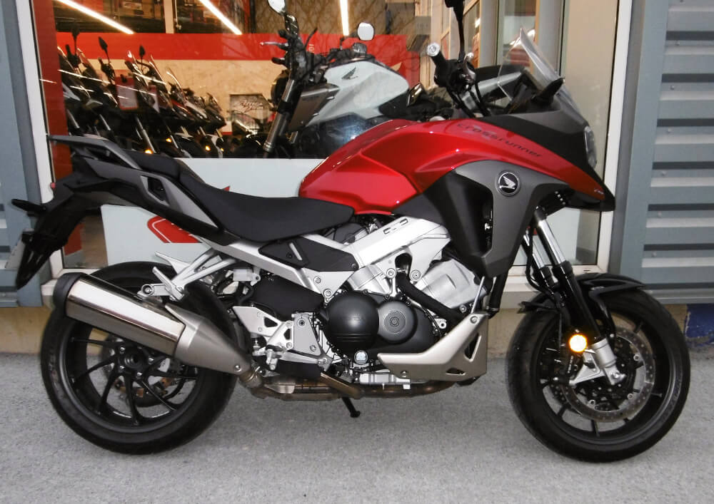 location honda vfr800x cross runner montpellier easy. Black Bedroom Furniture Sets. Home Design Ideas