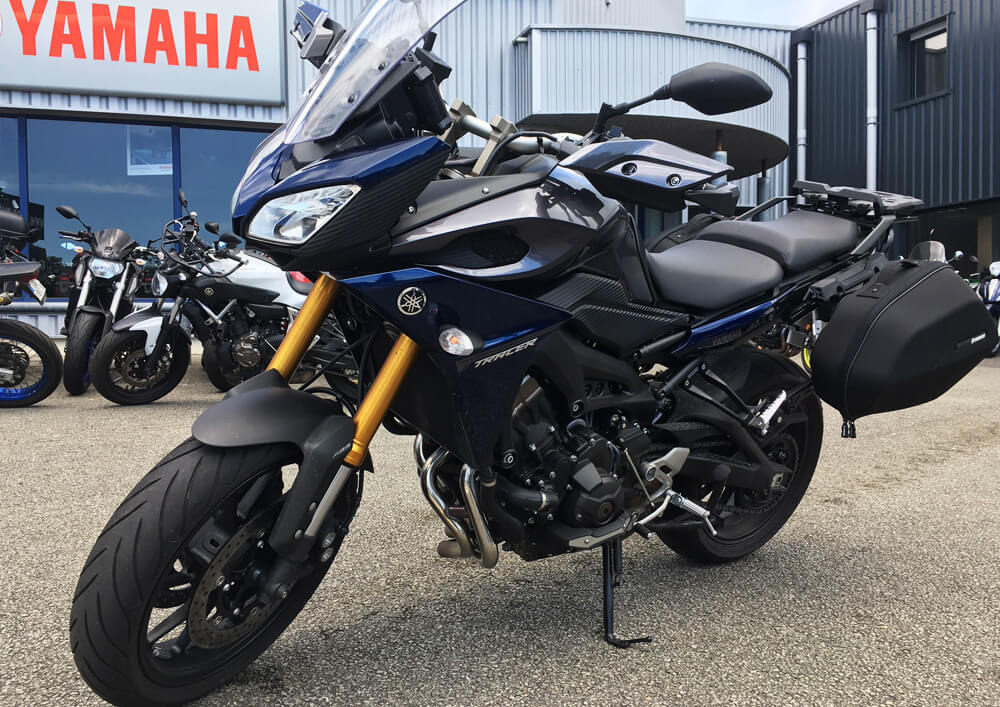 Location moto vannes yamaha mt09 tracer abs easy renter - Comment recuperer sa caution ...