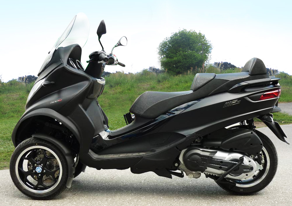 location piaggio mp3 500 le havre easy renter