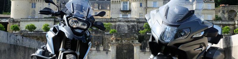 Location moto Loire BMW Tours