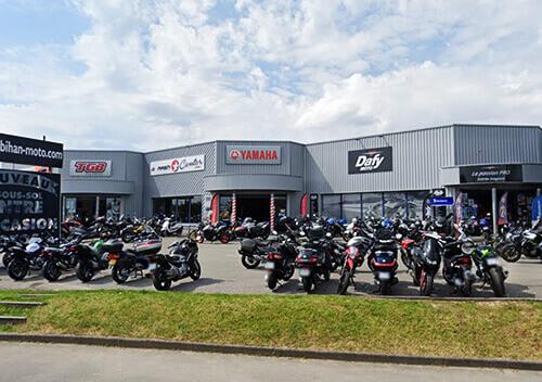 Loueur moto Moto Diffusion Vannes
