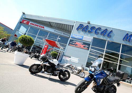 Loueur moto Pascal Moto Montpellier